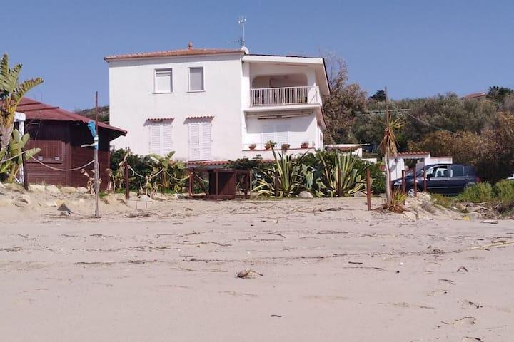 Casa sulla spiaggia , Angolo di paradiso