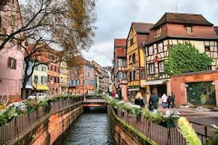 Appartement 5 mins du centre ville - Colmar