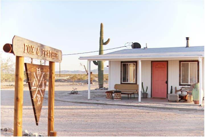 Quiet Getaway Cabin 20 min from JTNP