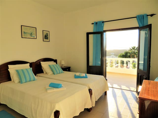 Relax in Vila Mimosa - Marina & sea view Albufeira