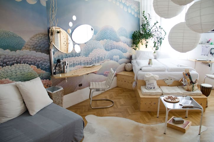 BED (each person) in Boutique DORMROOM - Wien - Dorm