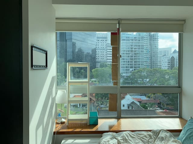 Cozy room in the heart of Singapore