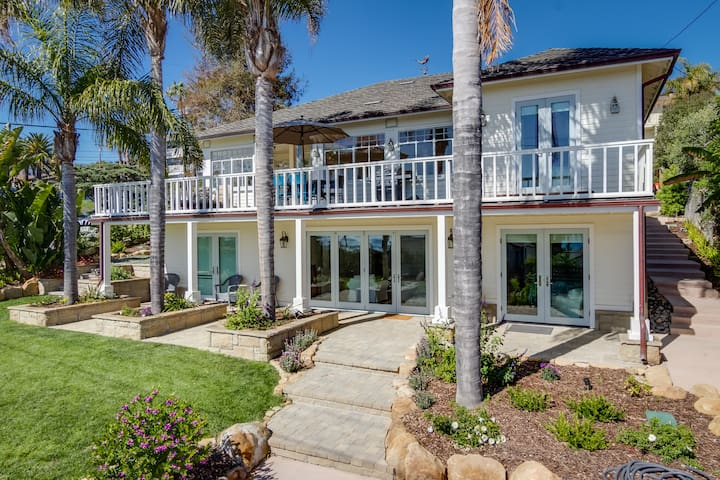 Ocean Views from Every Room! - Summerland