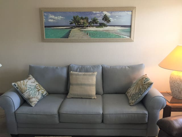 Two Bed Two Bath Condo 5 minutes to Manasota Key