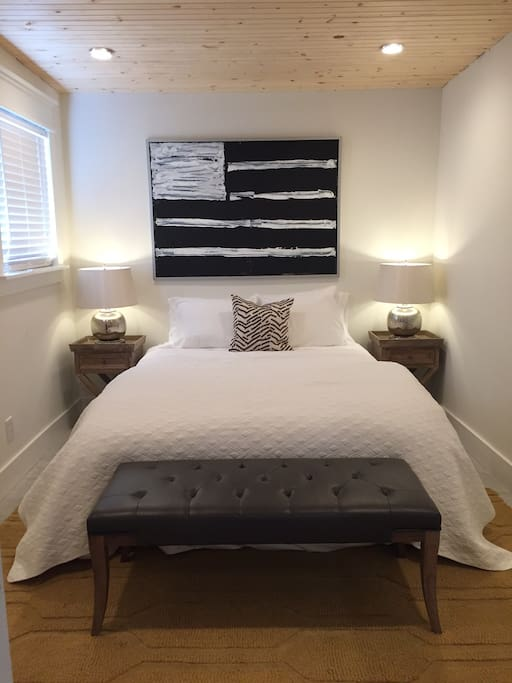 Master Bedroom - brand new everything