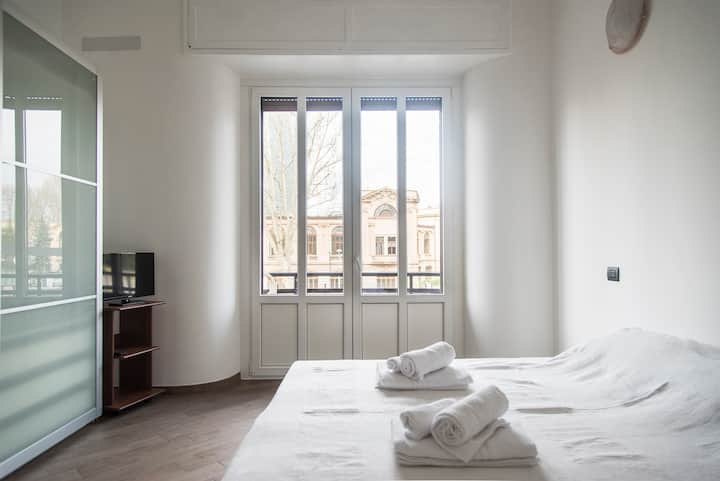 2 Bedrooms With Balcony in City Life District
