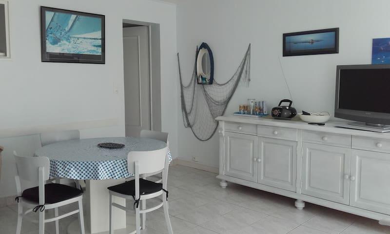 Maison à 300 m de la plage Bretignolles-sur-Mer