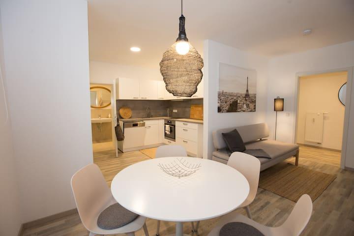 5 Pers.-Gästewohnung Quartier77