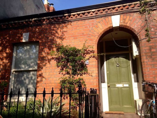 Double bedroom in Victorian city centre house!!