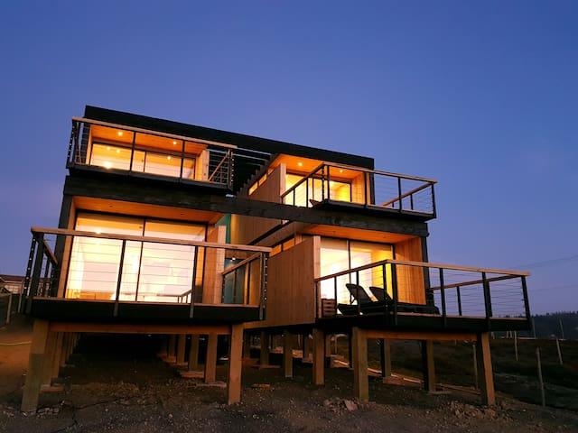 Simple y Puro Lodge - Planta Superior