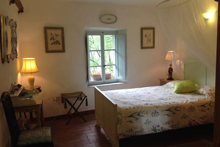 Il Fabbro 2 double room + breakfast - Barga - Bed & Breakfast