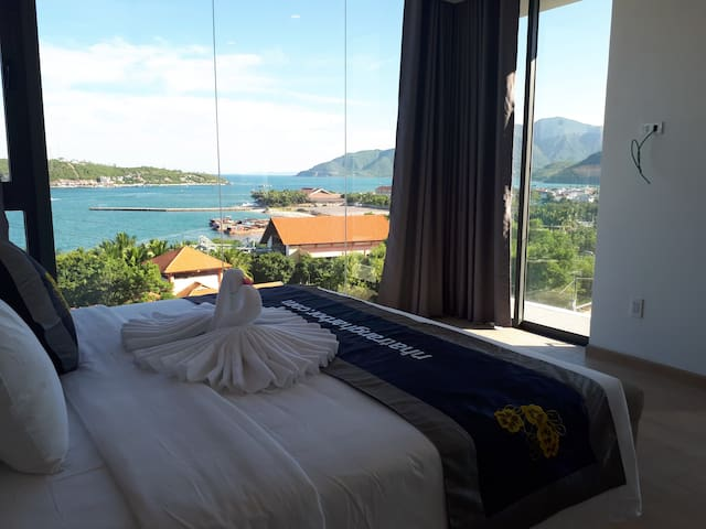 Nha Trang Harbor-TWO BEDROOMS STUDIO WITH SEAVIEW