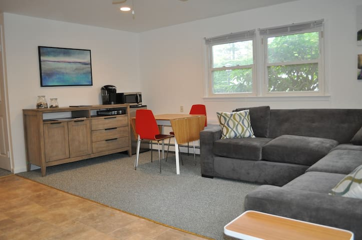Westhampton Beach Suite Sleeps 6 - Westhampton Beach - Apartemen