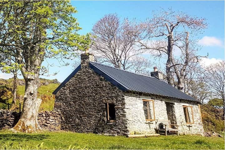 The Sailean Bothy, Island of Lismore
