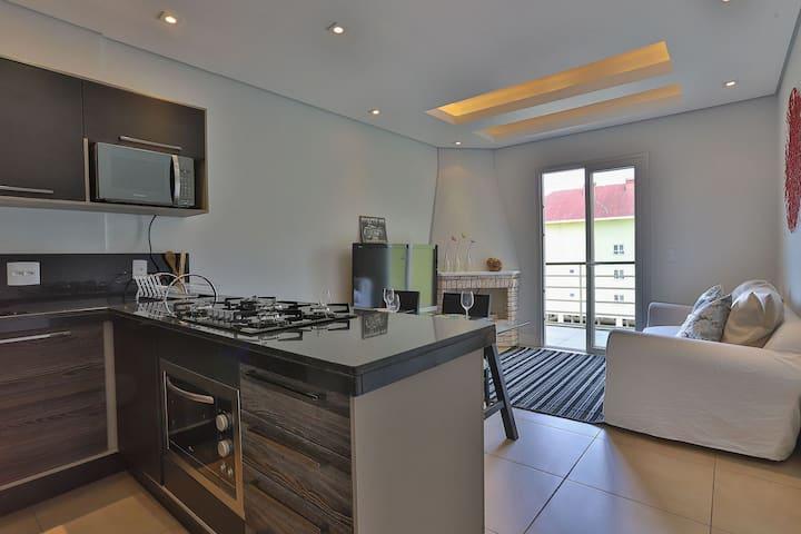 CJ03 Apartamento aconchegante no Morro do Elefante em Campos