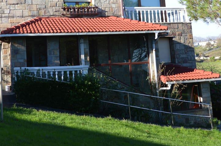 Appartement * jardin * Santander * 4per * playas *