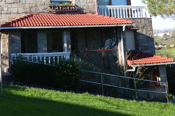 Apartamento * garden * Santander * 4per * playas *