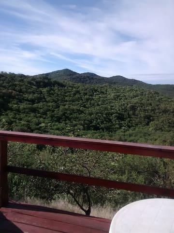 Hermosa vista a las montañas - Colón - 獨棟