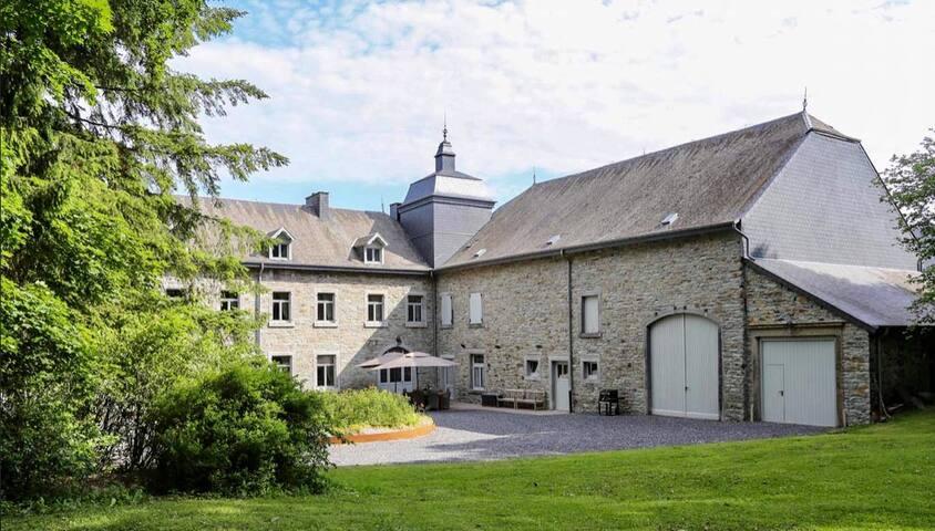 Château-ferme des Abys: luxueuze kasteelhoeve