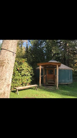 Glam Camping - Saint Helens - Yurta