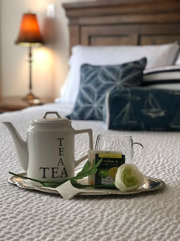 Tea Time Relaxation