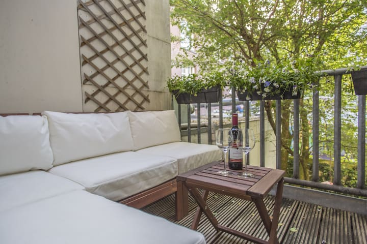 ☆ Charming apartment for two in West ☆ - Amsterdam - Appartement en résidence