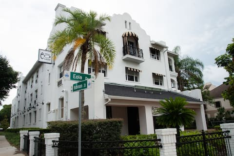 Boutique Hotel in Downtown Orlando