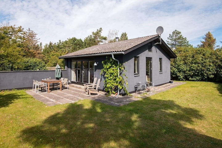 Delightful Holiday Home in Knebel with Terrace