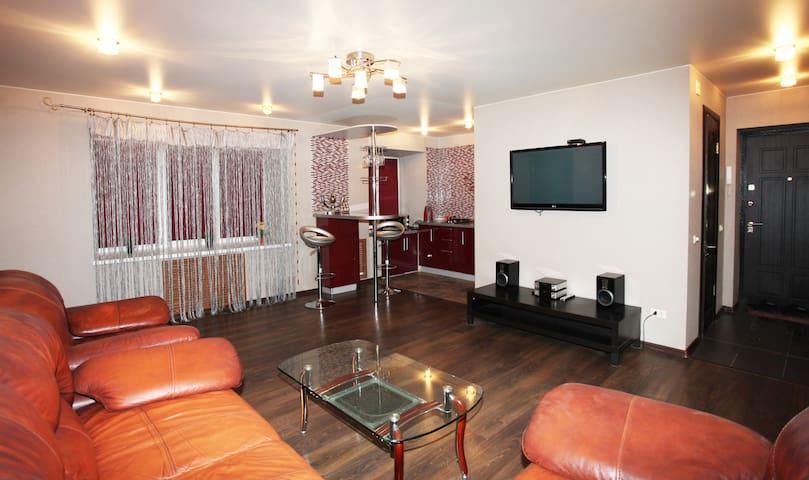 VIP аппартаменты в центре - Wołogdy - Apartament