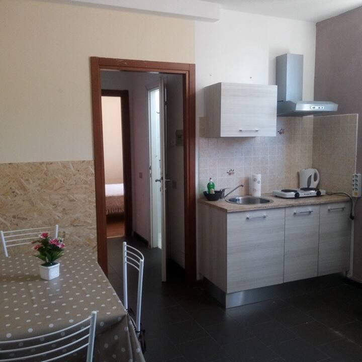 Appartamentino bilocale a Montecatini Terme