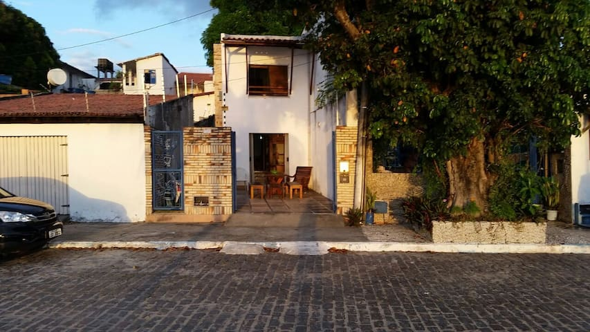 Nossa casa de Itaparica - Itaparica - Rumah