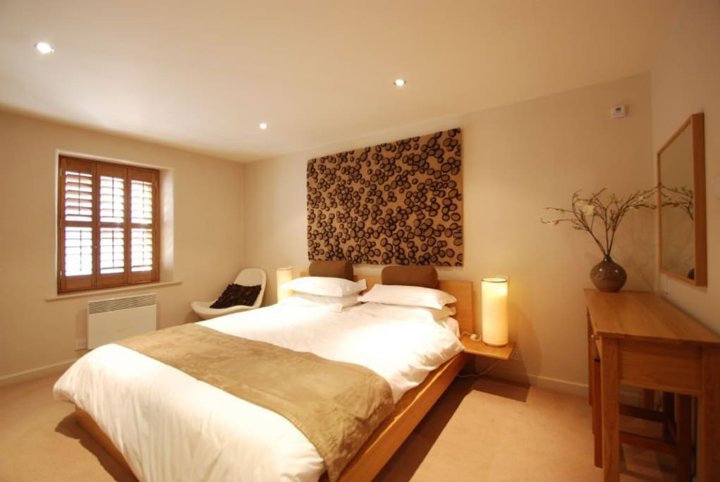 Bedroom: Number 14 in Conwy