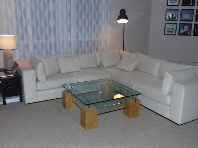 Central, spacious and bright apartment - Kitchener - Appartement