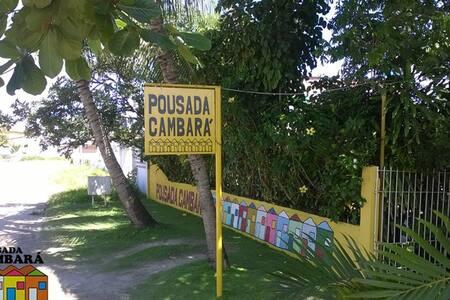 Pousada Cambará - Tamandaré - ที่พักพร้อมอาหารเช้า