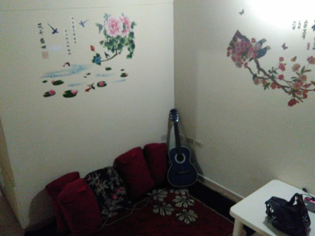 Simple Room for female guest - San Gil
