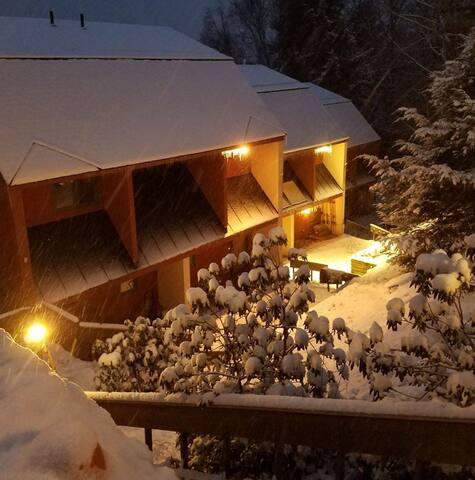 Top Of The Valley Adventure Lodge - Waitsfield - Selveierleilighet