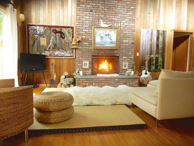 Top notch Private garden Suite - Wainscott - Rumah