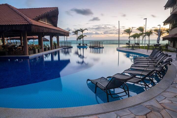 Manhattan Beach Riviera Resort-Bangalô Luxo