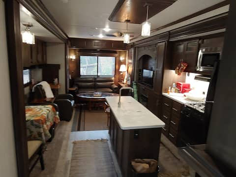Beaufort-Parris Island-St Helena Yearlong Glamping