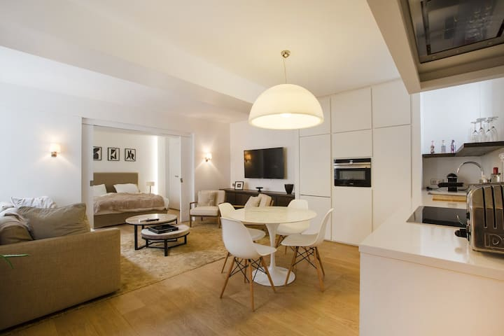 Luxueux Appartement Saint-Germain-des-Prés