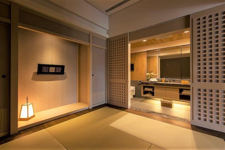 Aoka Gyoen Japanese Styled Villa near Nightmarket
