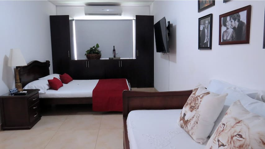 Apartment 13 for Rent Furnished Comfortable, Cali - Cali - Lägenhet