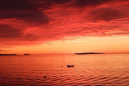 Sunrise Kingdom -- oceanfront paradise in Salem - Entire Floor