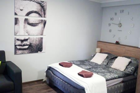 Smile apartment regeneration recharge.