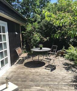 Dejligt sommerhus med solrig grund - Vejby
