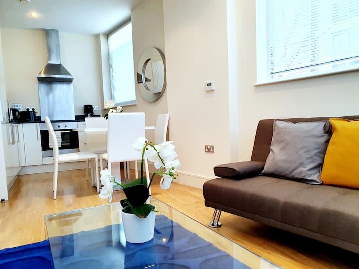 Luxury 1 Bedroom Apartment - Millharbour