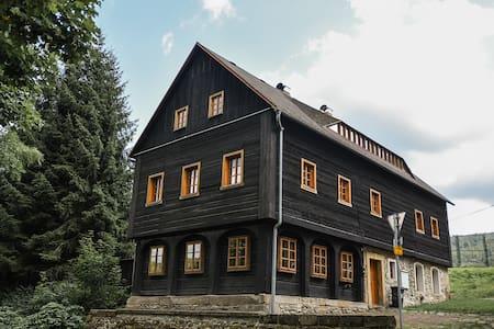 """Chalupa """"Lelkovna""""  Lužické hory"""