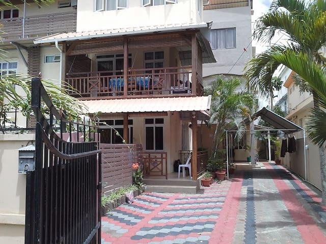 5 bedroom apartment, Manaco Villa, Mauritius - Trou-aux-Biches - Apartamento