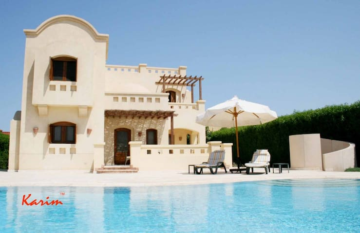 Your Villa with pool in West Golf