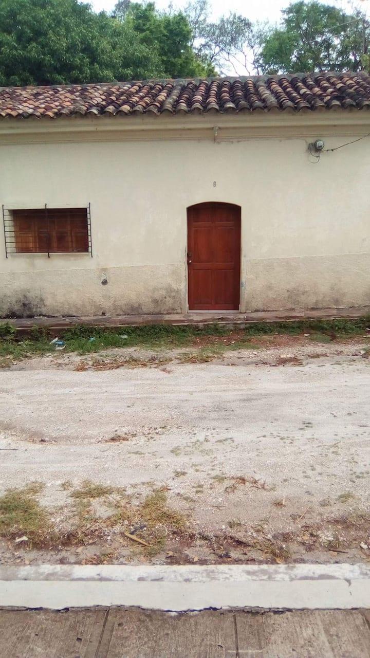 Bonita casa en grandioso pueblo de Suchitoto
